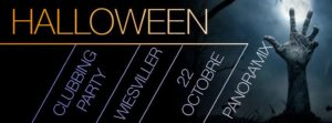 Halloween Clubbing Party – 22/10 – Wiesviller
