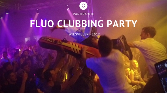 Aftermovie – Fluo Clubbing Party 2017